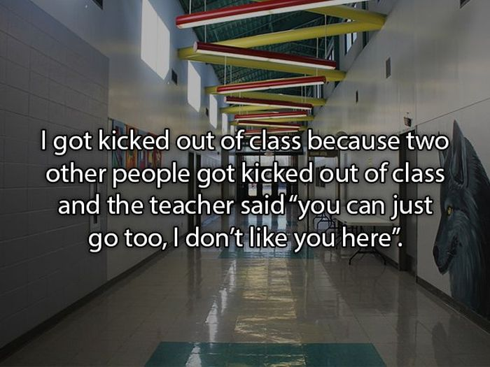 The Dumbest Things People Were Punished For In School