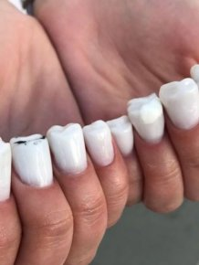 Creepy Nails