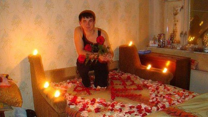 Russians Know How To Be Romantic