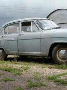 Restoring An Old Soviet Car