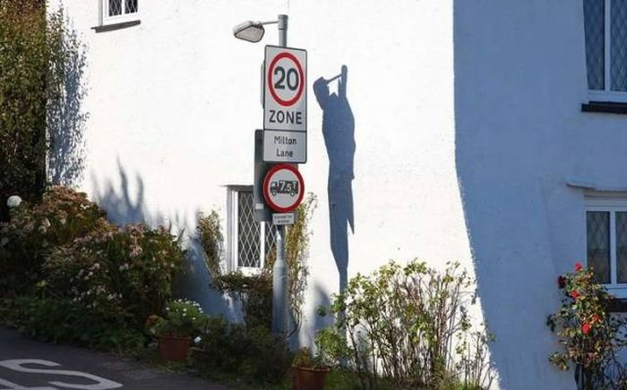 Interesting Shadows