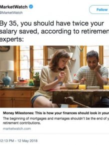 Everything You Should Apparently Have By Age 35
