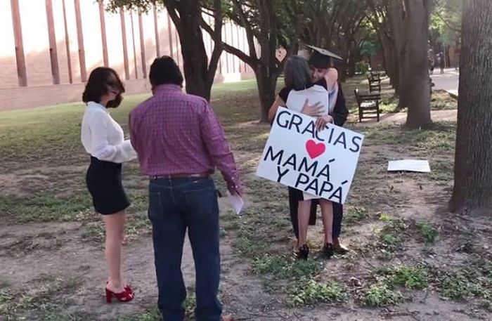This Guy Made An Amazing Surprise For His Parents