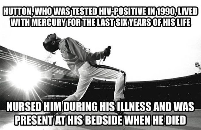 Facts About Freddie Mercury, part 2
