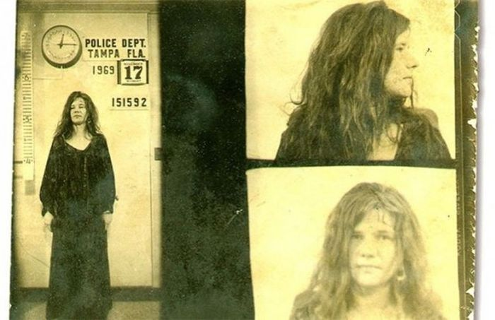 Arrested Celebs