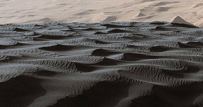 NASA Photos Taken On Mars