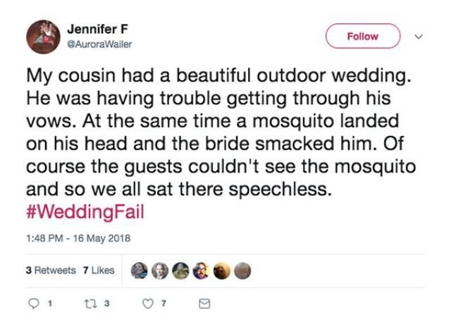 Wedding Fails, part 3