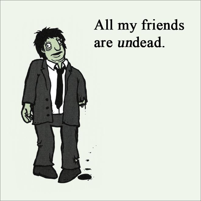 """All My Friends Are Dead"" Book"