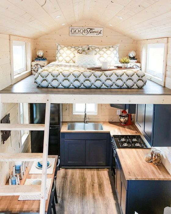 Tiny House On Wheels, part 2