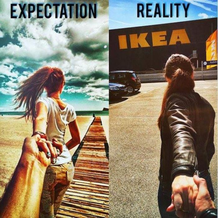 Expectation Vs Reality, part 4