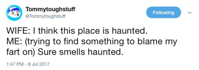 Disgusting Tweets