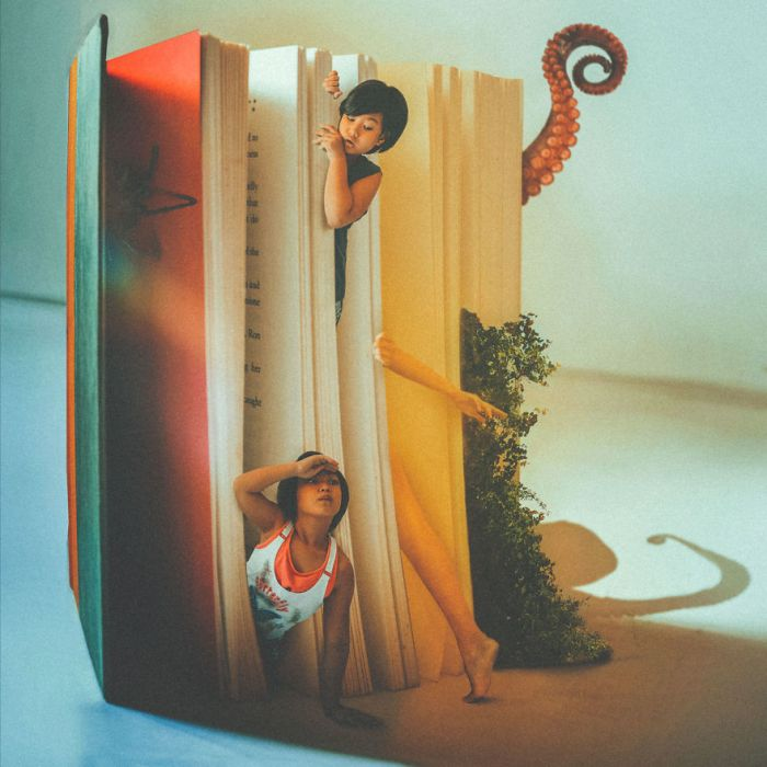 Beautiful Book Art