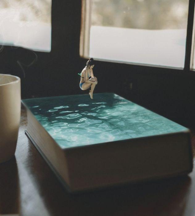 Beautiful Book Art