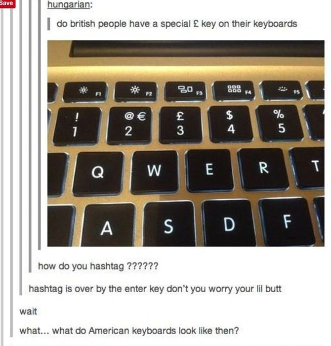 USA Can Be Confusing