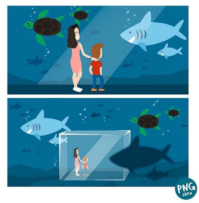 Funny Illustrations