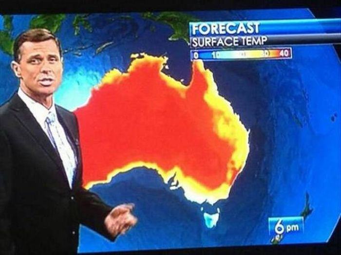Welcome To Australia, part 2