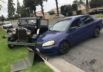 Toyota Destroyed An 87-Year-Old Ford