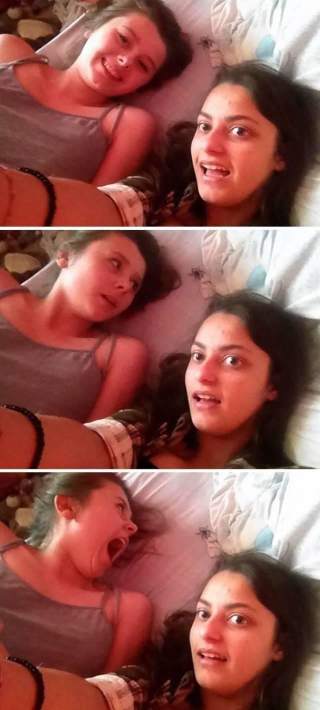 Funny Selfies, part 2
