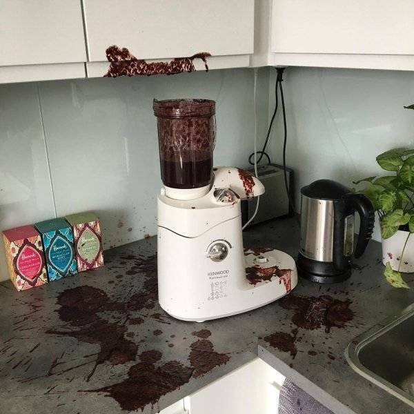 Fails In The Kitchen