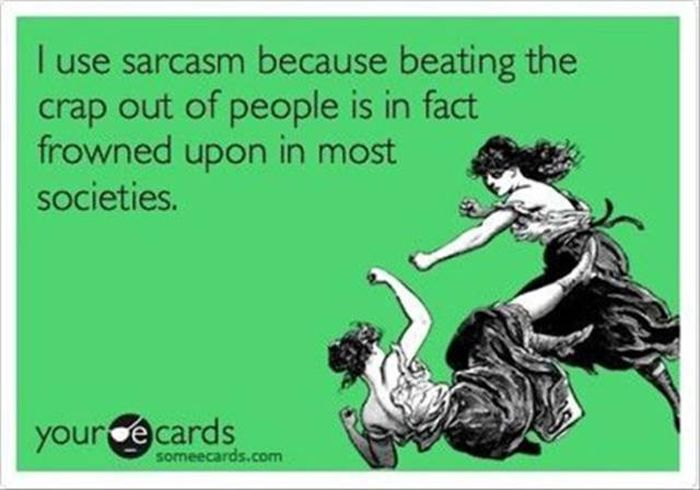 Sarcastic And Funny Ecards