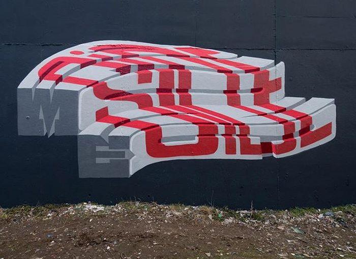 Nice Graffitis