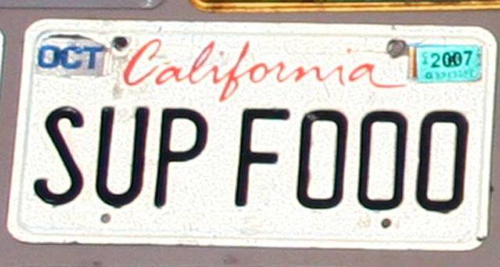 Funny Plates