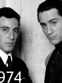 Robert De Niro And Al Pacino. 40 Years Of Friendship