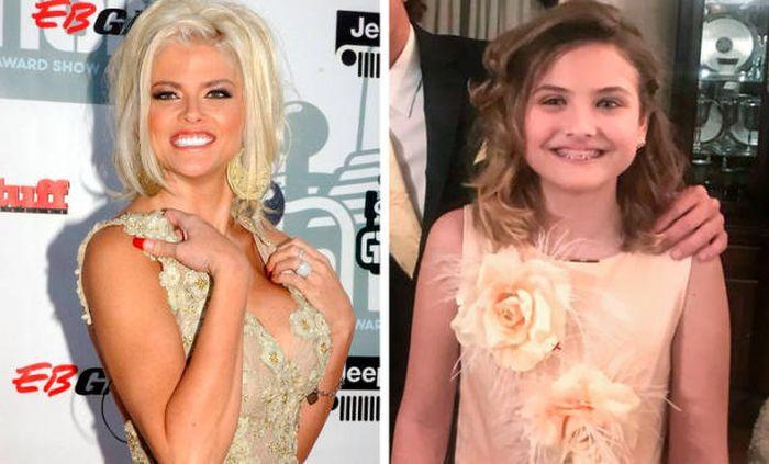 Pretty Celebrity Kids