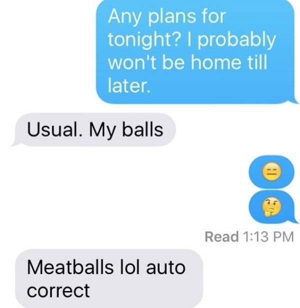 Funny Autocorrects, part 2