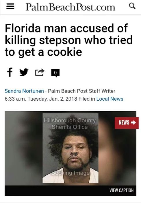 What Is Wrong With Florida
