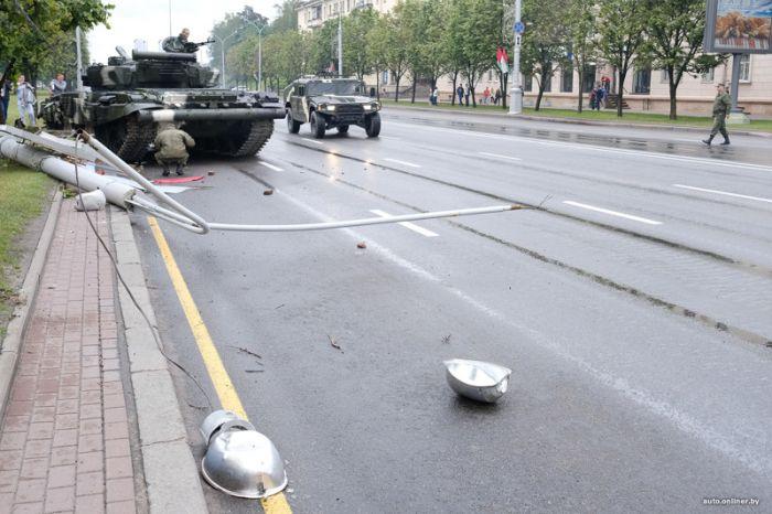 Tank Fails, part 2