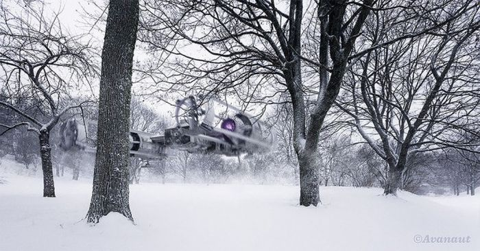 Star Wars Toys In These Photos Look Like Real