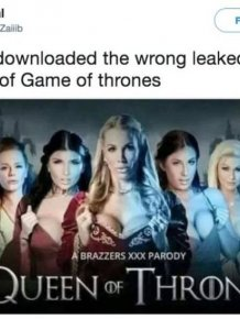 You Downloaded A Wrong Movie