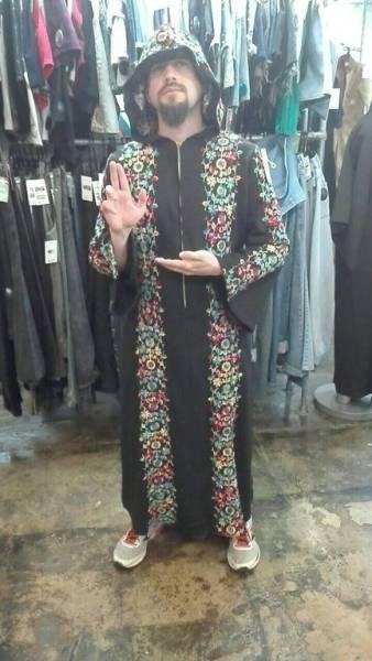 Thrift Shops Are Weird