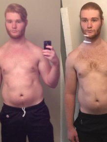 This Guy Has Lost 50lbs