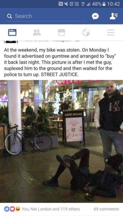 Instant Karma, part 2