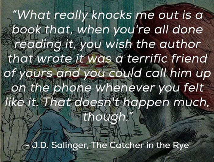 Intelligent Quotes From The Books
