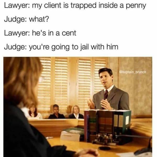 Lawyers' Humor