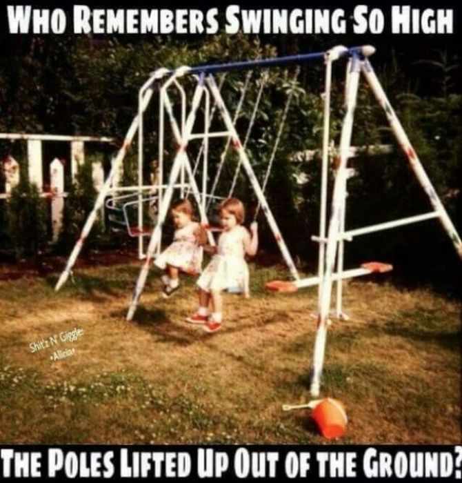 Nostalgic proof that 80's kids knew how to have fun!