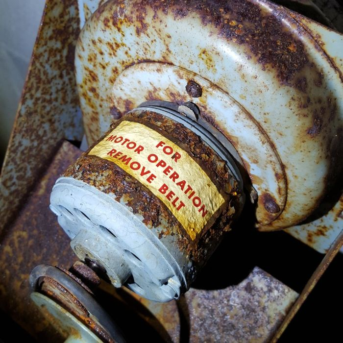 People Found A Cold War Era Bomb Shelter In The Backyard Of Their New Home
