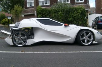 Cool Self-Made Car
