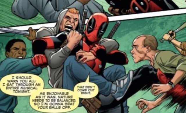 """""""Deadpool"""" Comics Are Just As Good As The Movies"""