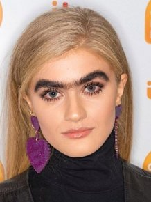 """Unibrow Movement"" Is The Latest Instagram Beauty Trend"