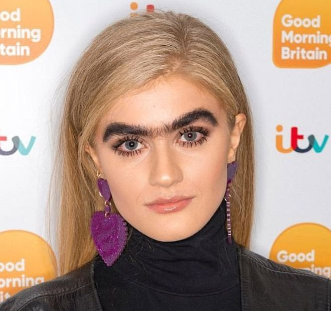 """""""Unibrow Movement"""" Is The Latest Instagram Beauty Trend"""