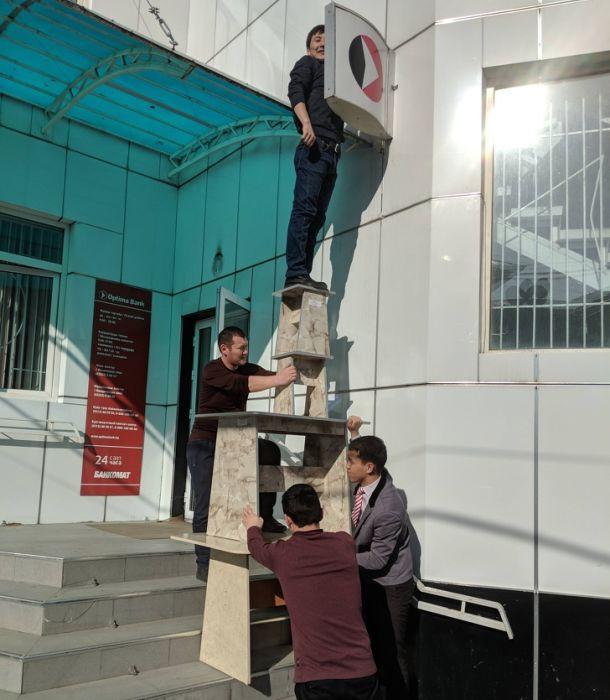 Safety First, part 7