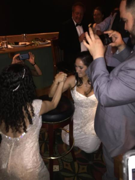 Funny And Strange Wedding Photos