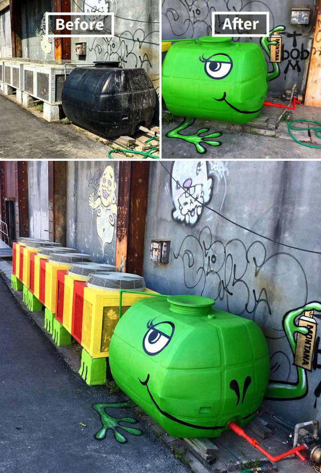 Cool NYC Street Art