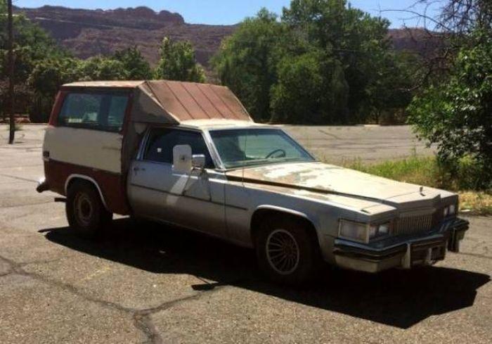 Strange Cars, part 2