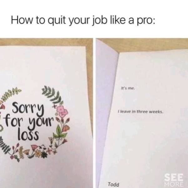 Work Memes And Fails, part 6