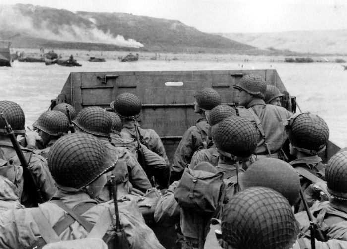 D-Day Photos